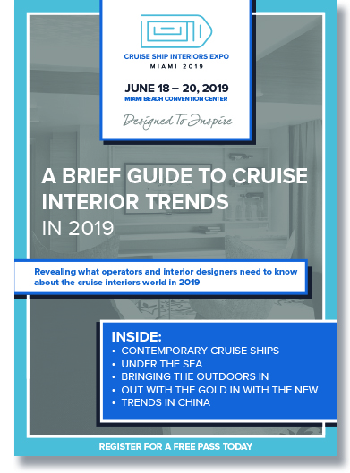 Cruise Ship Interiors Expo Trends Guide