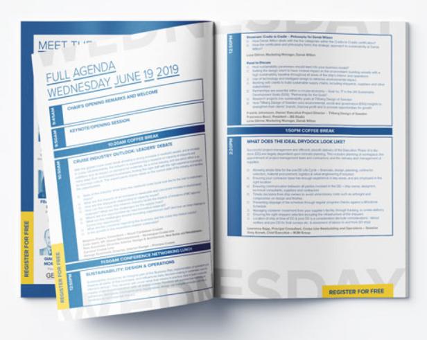 Conference Agenda PDF